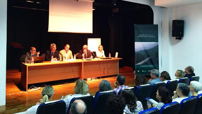 Gran éxito en la inauguración del I Congreso Internacional sobre Consciencia y Desarrollo